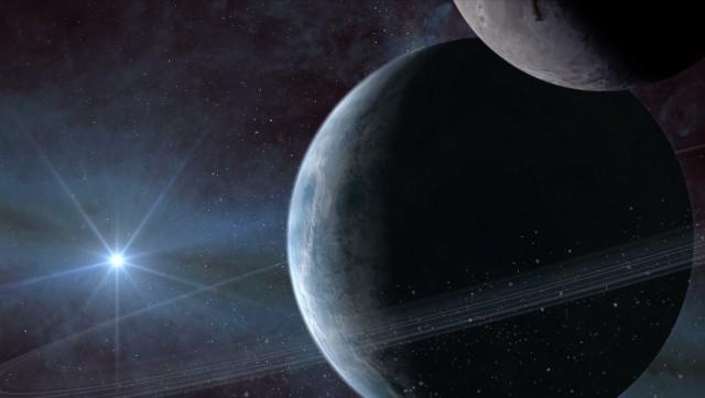 Ilustración de exoplanetas. Crédito: Gabriel Pérez (SMM, IAC).