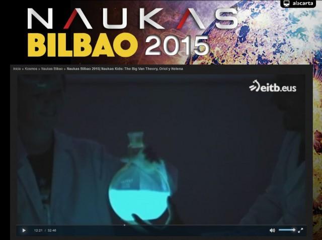 Naukas KIDS 2015