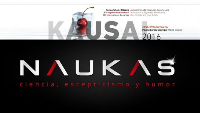 CHARLAS NAUKAS EN EL EVENTO KAUSAL 2016 (26 de mayo)