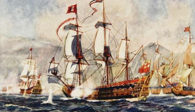 Royal Navy (cuadro de 1907)