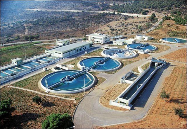 Planta para desalación de agua