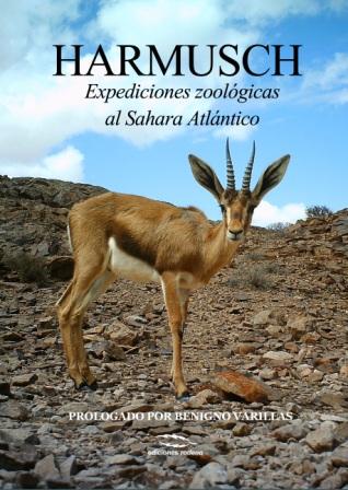 Harmush, expediciones zoológicas al Sáhara