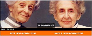 Figura 3. Rita y Paola Levi-Montalcini, en una foto de su fundación a favor de las mujeres africanas. http://www.ritalevimontalcini.org/chi-siamo/