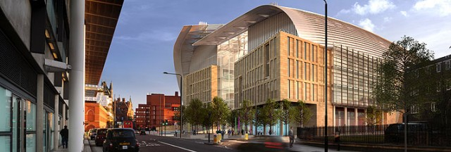 El Francis Crick Institute de Londres. © Justin Piperger Photography /Wadsworth3d