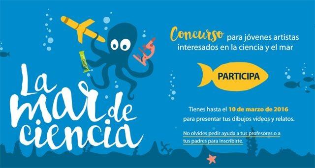 """Concurso """"La Mar de Ciencia"""""""