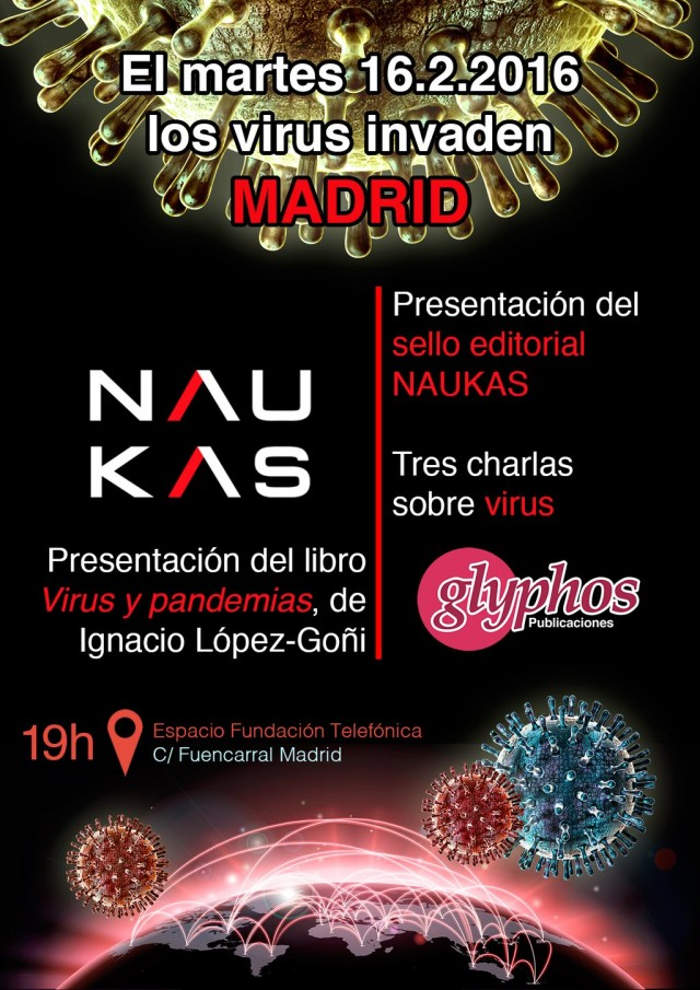 Naukas Madrid - 16 febrero 2016