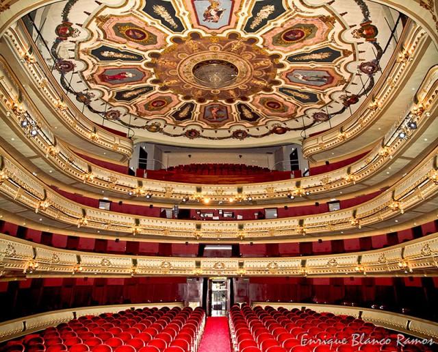 Teatro Rosalía de Castro | Imagen Enrique Ramos