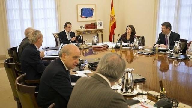 Consejo de Ministros en el actual Gobierno en funciones
