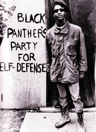Programa de autodefensa de los Panteras Negras. Fuente