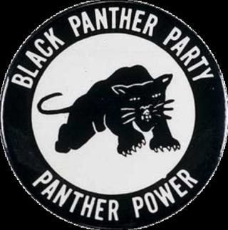Símbolo del Partido Panteras Negras. Fuente