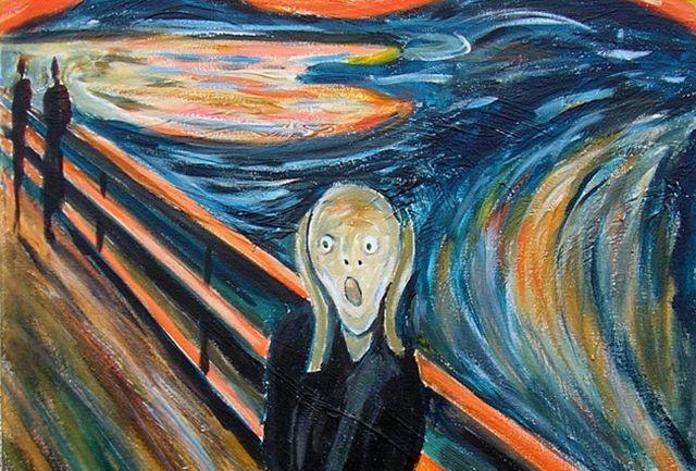 El grito, Edward Munch (1893)