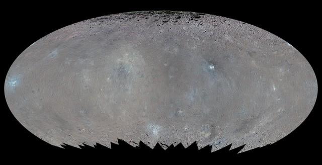 Mapa global de Ceres