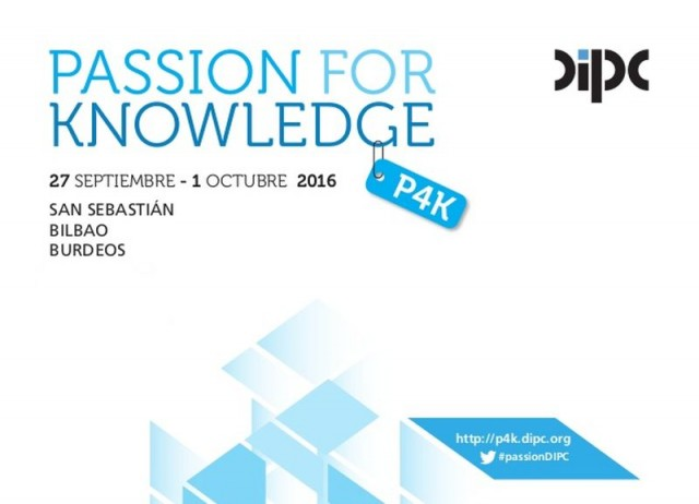 Passion for Knowledge 2016