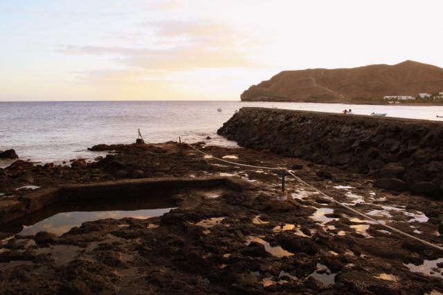 Las Playitas (sureste de Fuerteventura). Autor: F. Rodríguez