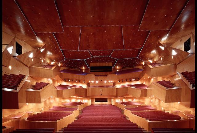 Auditorium del Palacio Euskalduna