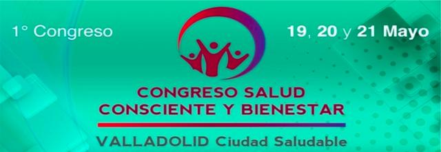 Cartel del Congreso Salud Consciente y Bienestar