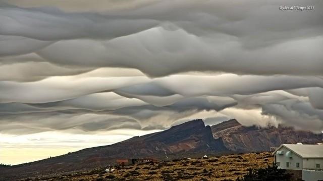 Capa de nubes rugosa. Este nuevo rasgo suplementario se denomina asperitas.