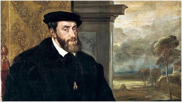 Carlos I inició la dinastía de los Austrias españoles, siendo hijo de Felipe el Hermoso y Juana la Loca [3]