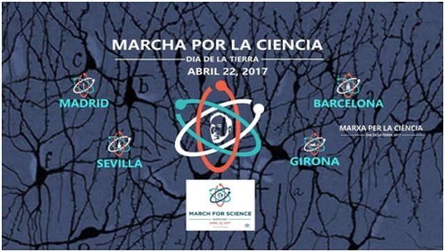 22 de abril: Marcha por la ciencia