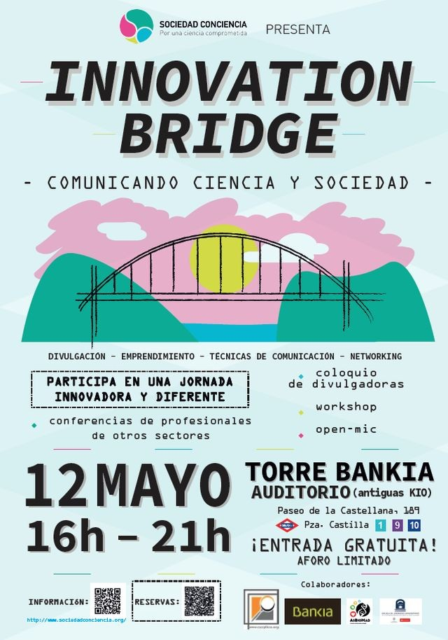 INNOVATION BRIDGE 12 mayo 2017