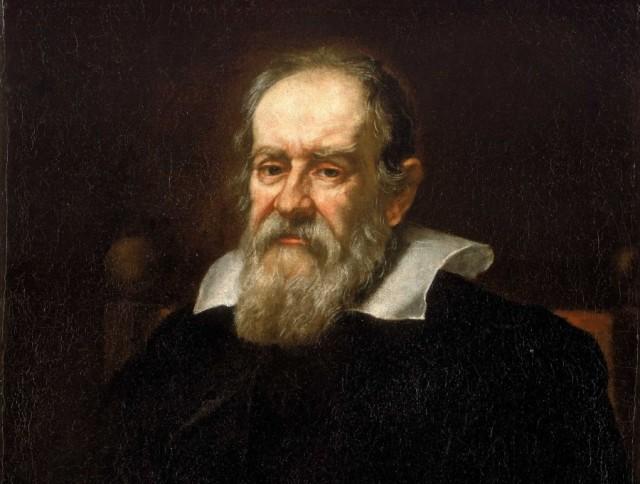Retrato de Galileo Galilei, de Justus Sustermans. Museo Marítimo Nacional de Greenwich.