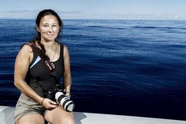 Natacha Aguilar. Biología marina, zoología, (ULL)