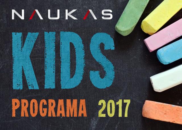 Naukas Kids 2017, Palacio Euskalduna Domingo 30 de septiembre