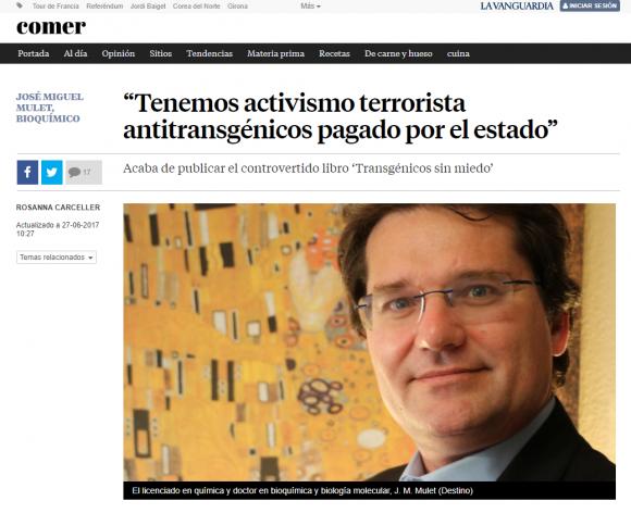 """""""Tenemos-activismo-terrorista-antitransgenicos-pagado-por-el-estado""""-580x472"""