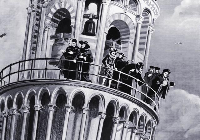 13 Experimentos mentales Galileo