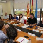 Reunión de presentación de las iniciativas contra las pseudoterapias adoptadas por la Consellería de Sanidad