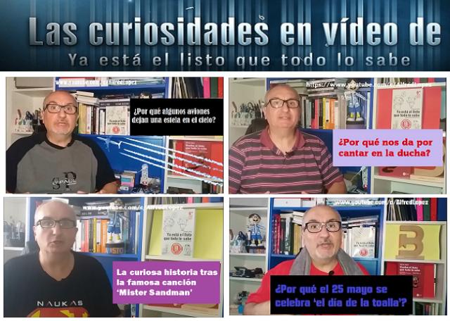Ciencia cotidiana y otras curiosidades en un nuevo canal de YouTube