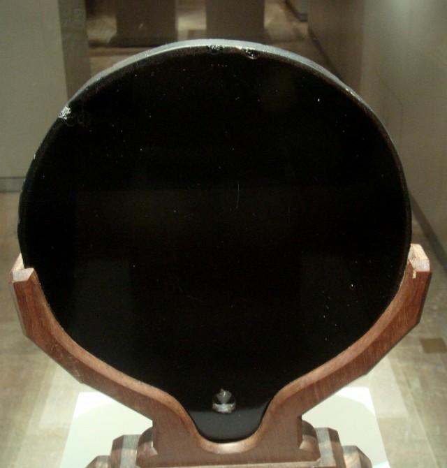 Espejo de obsidiana. Fuente