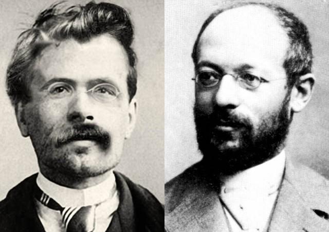 Friedrich Nietzsche y Georg Simmel