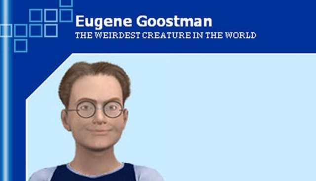 Conozca a Eugene, o como le gusta que le digan, Skynet.