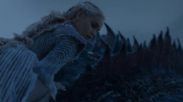 Daenerys llegando al rescate