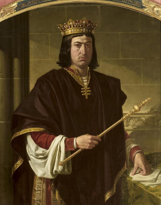 Retrato de Fernando el Católico