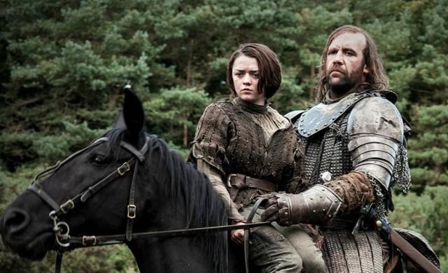 Arya y el Perro. Fuente