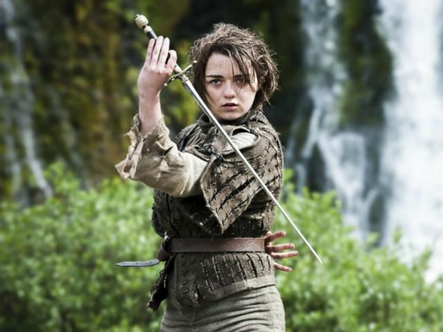 Arya Stark. Fuente
