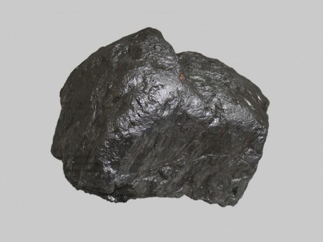 Grafito (terrestre). Colección del Instituto de Mineralogía, Universidad de Tubinga (Alemania). Autor: H. Zell