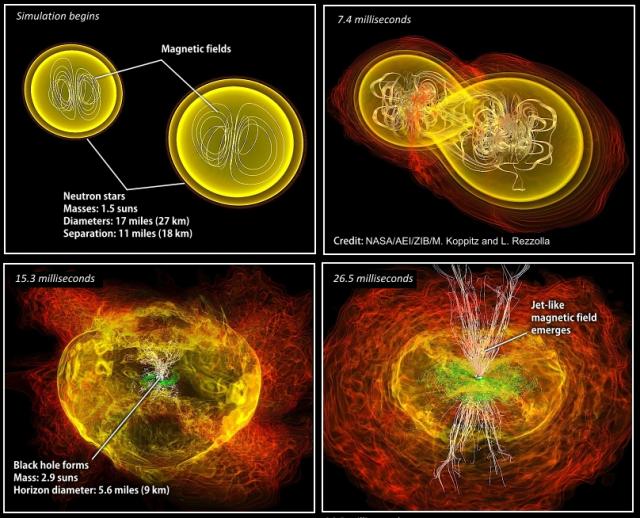 Dibujo20170830-neutron-star-binary-fusion-simulation-nasa-aei-zib-koppitz-rezzolla