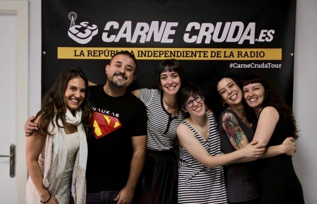 Foto: Álvaro Vega (Carne Cruda)