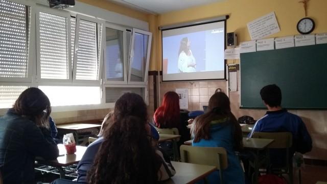María Jesús Garrido Bermejo del Colegio Agustiniano de Guadalajara