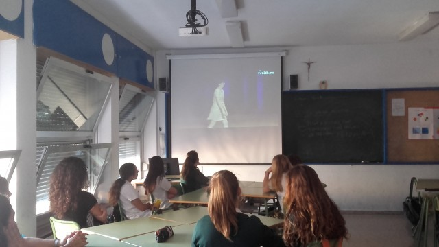Eli Gómez Oltra del Colegio «La Purísima» de Valencia
