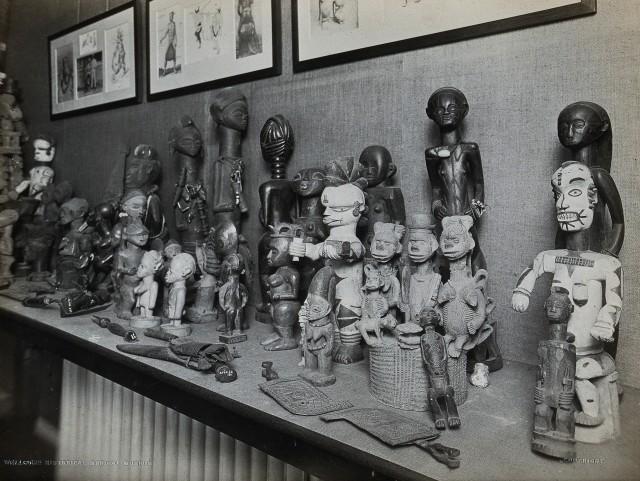 Figuras de medicina primitiva_Wellcome Collection