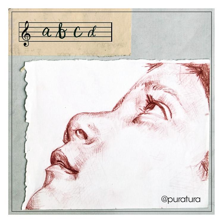 Ilustración @puratura: Las melodías del habla