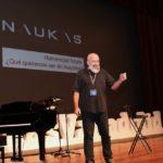 Naukas Valladolid 2017: El ser humano del futuro