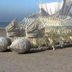Strandbeests: cuando el arte se convierte en ingeniería y viceversa