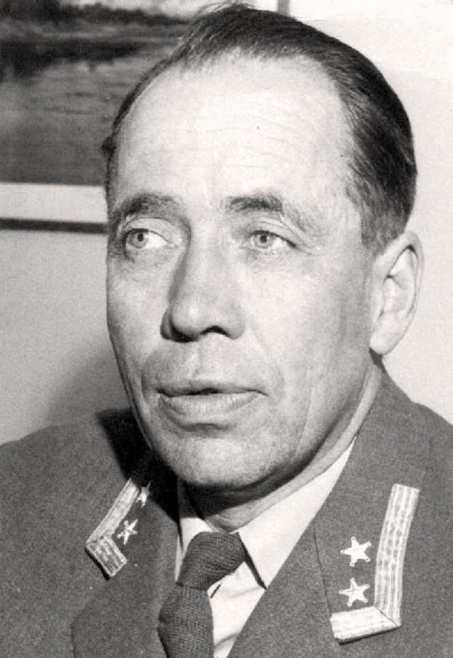 Knut Haukelid. Vía