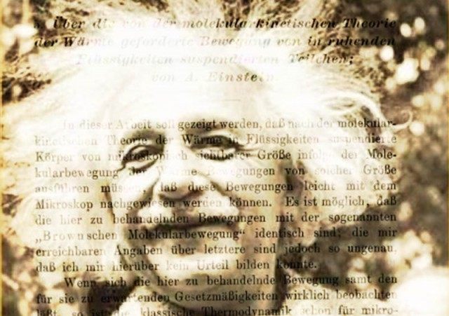 31 Einstein Brownian 1905