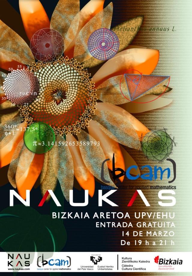 BCAM NAUKAS, Día de Pi. 14 de marzo de 2018 en el Bizkaia Aretoa de Bilbao